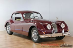 SOLD Jaguar XK140 FHC