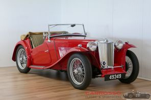SOLD MG TC