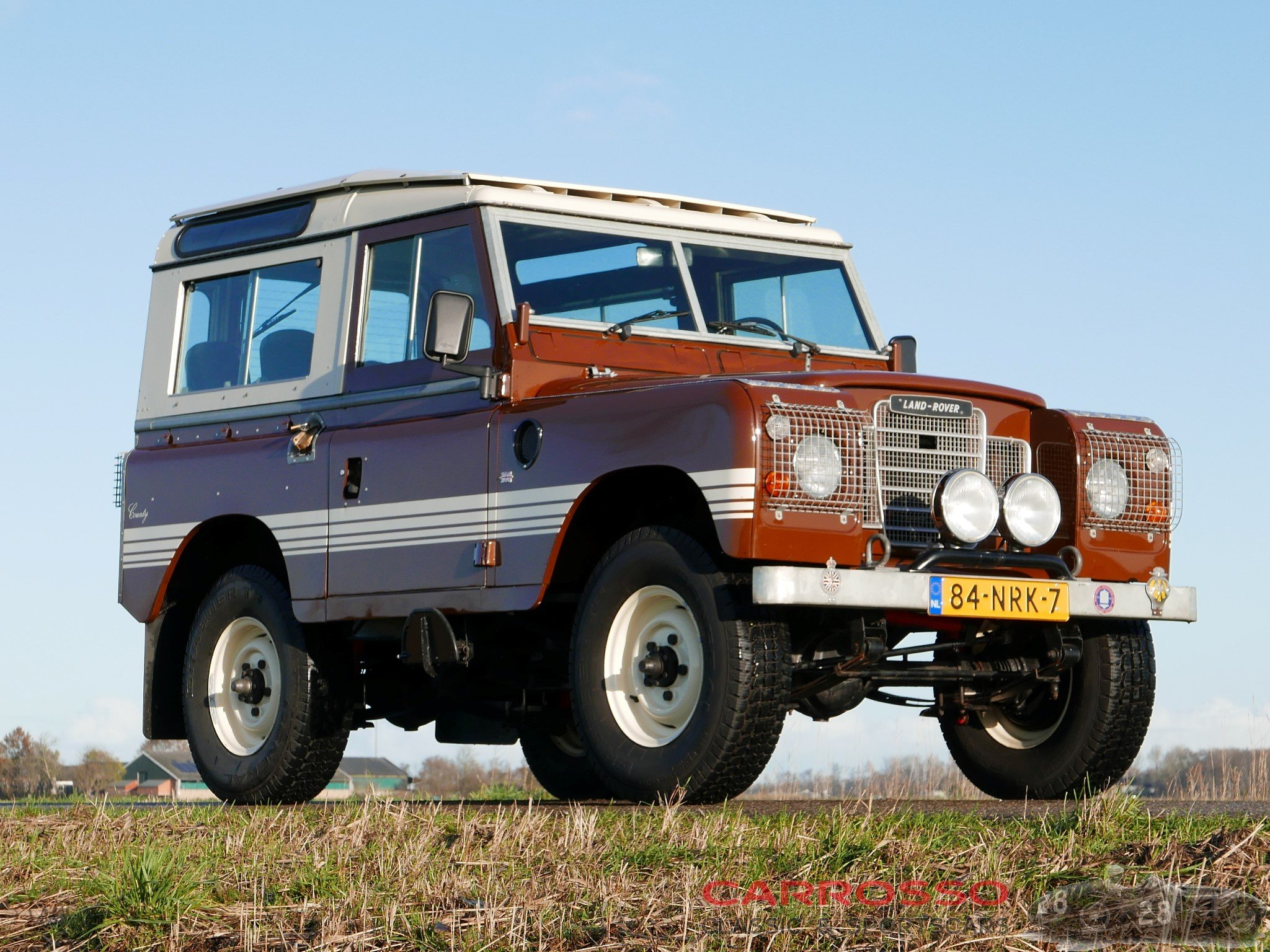 45Land Rover 88 series 3 (24)