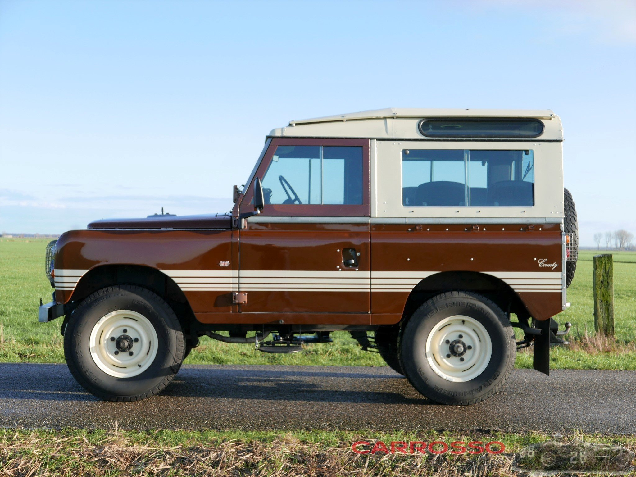 9Land Rover 88 series 3 (38)