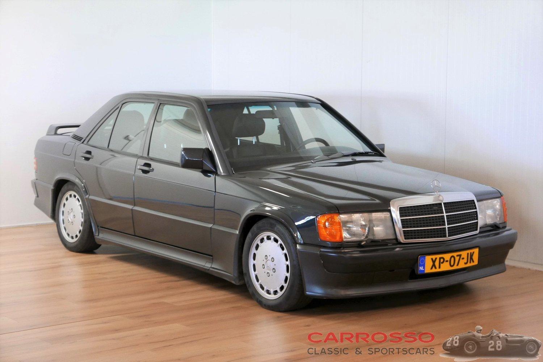 1988 メルセデス-ベンツ 190E 2.3 16