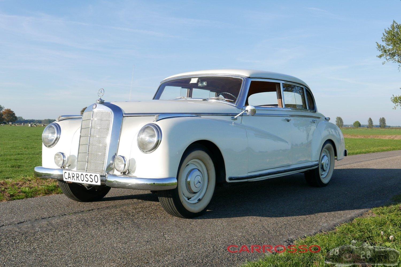 1952 メルセデス-ベンツ 300A
