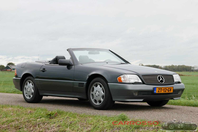 1992 メルセデス-ベンツ 300SL